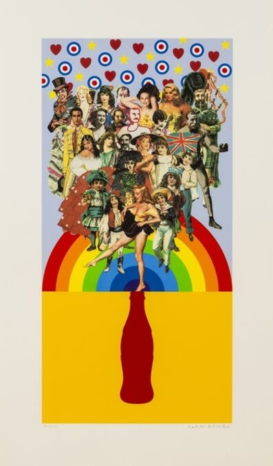 Peter Blake, 'Summer Days', 2007