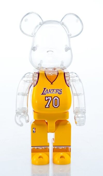 BE@RBRICK, 'Lakers 400%', 2016
