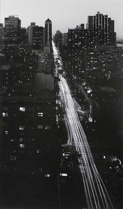 George Forss, 'East Side Looking Uptown ', 1994