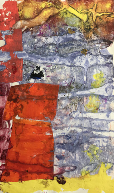 Jeffrey Kurland, 'Wall Climb', 2019