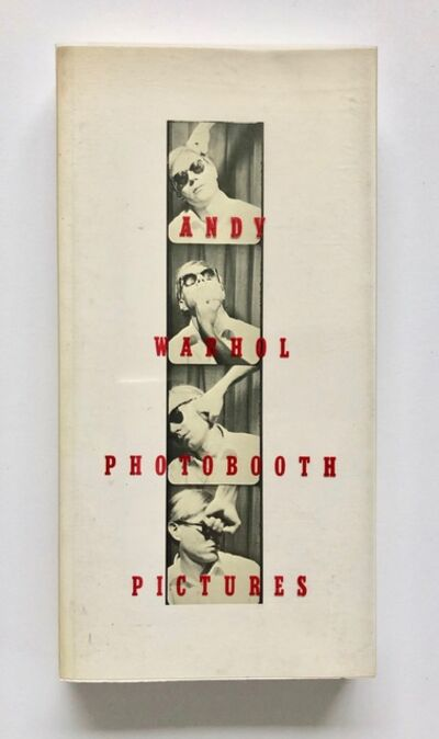 Andy Warhol, 'Andy Warhol Photobooth Pictures', 1989