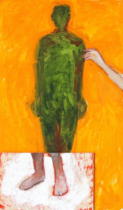 Ted Fullerton, 'Reaching for Greenman (Axis Mundi)'