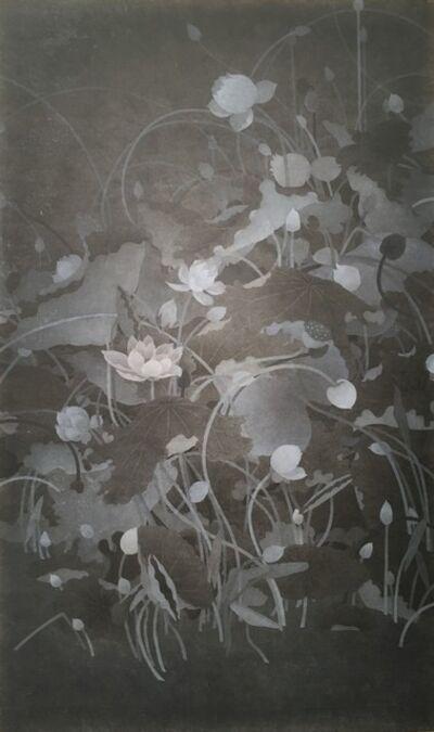 Xiao Xu 肖旭, 'Midsummer Blooms 野荷塘', 2019