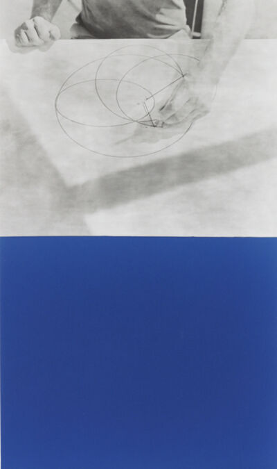 Laurent Millet, 'Cyanomètre 12', 2017