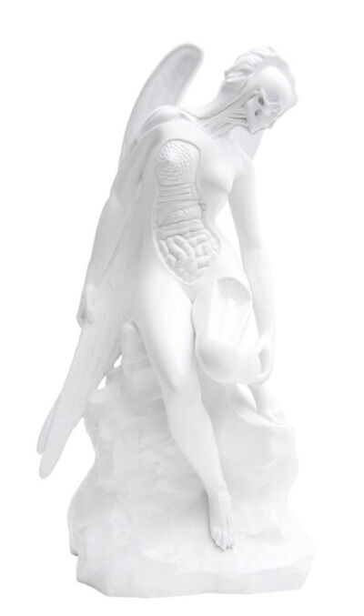 Damien Hirst, 'Anatomy of an Angel ( White)', ca. 2008