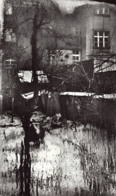 Josef Sudek, 'The Windows of My Studio'