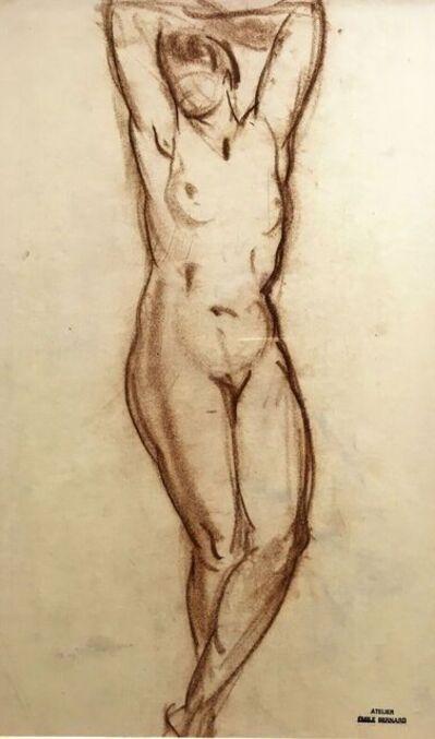 Émile Bernard, 'Nude', 1910-1920