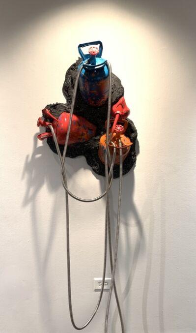 Brian Vargas, 'Fluido vital', 2019