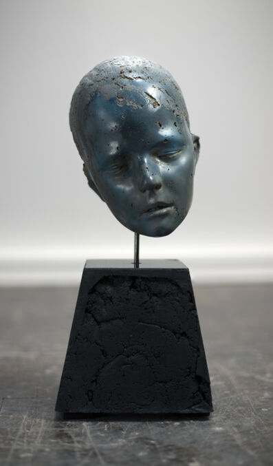 Maya Kulenovic, 'Sleeper / Fragment Cobalt (Var. #1)', 2020