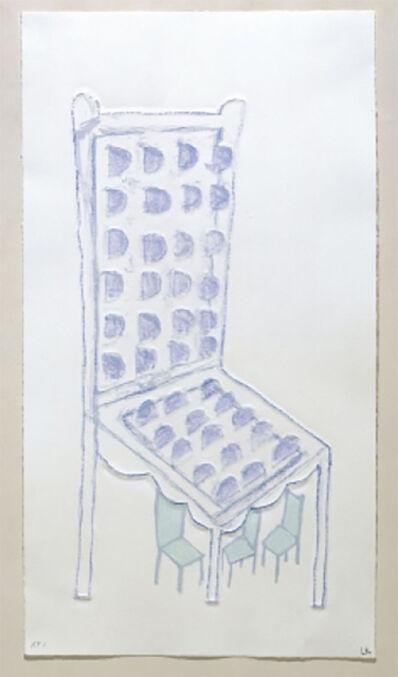 Louise Bourgeois, 'Le Pere et les 3 Fils', 1999