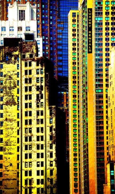 Douglas Nesbitt, 'Cityscape', 2009