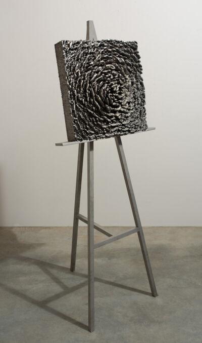 Martin Kline, 'Stainless Bloom on Easel', 1999