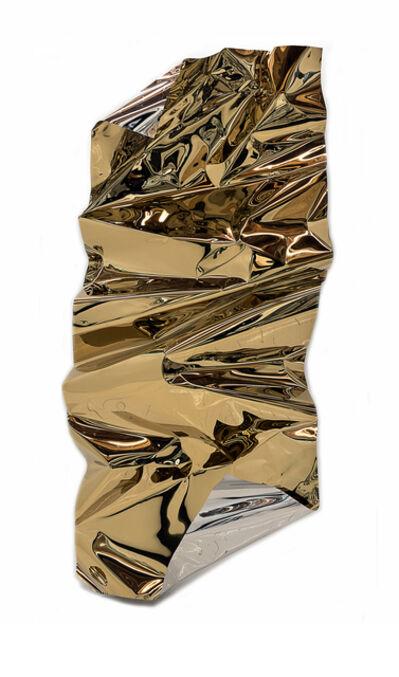 Aldo Chaparro, 'Mx Gold & Silver', 2018