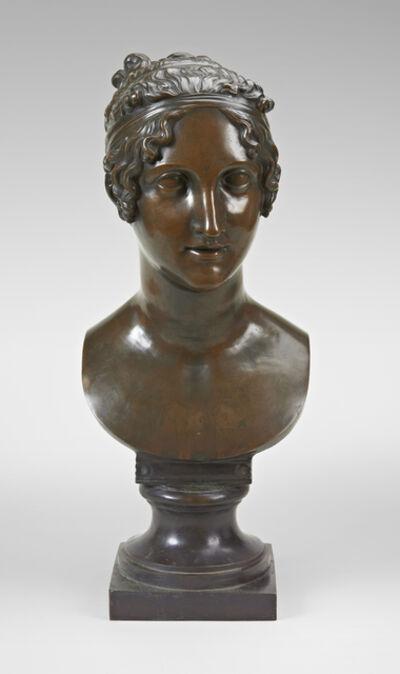 Antonio Canova, 'Bust of Sappho', ca. 1820