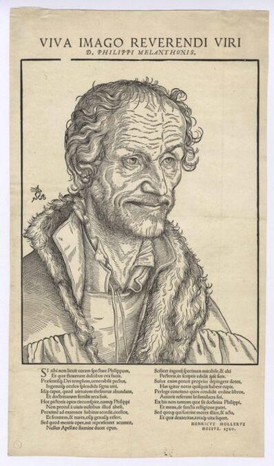 Lucas Cranach the Younger, 'Philipp Melanchthon    ', 1558