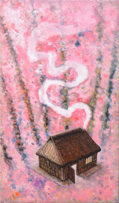 Oscar Oiwa, 'House (Pink)', 2019