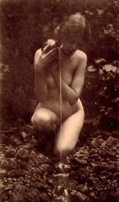 Anne Brigman, 'The Source (from Camera Work #25', 1909