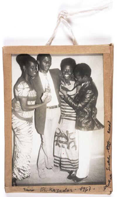 Malick Sidibé, 'Soirée EL. Kazador', 1967