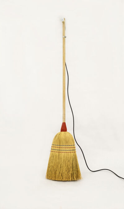 Josep Maynou, 'Night broom', 2018