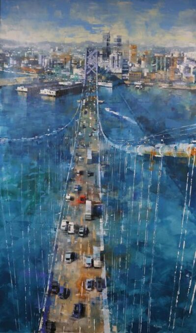 Mark Lague, 'Bay Bridge Vista', 2019