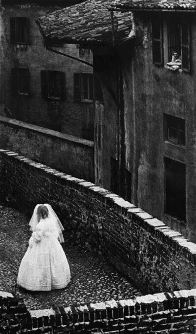 Renzo Muratori, 'Prima comunione', 1960s
