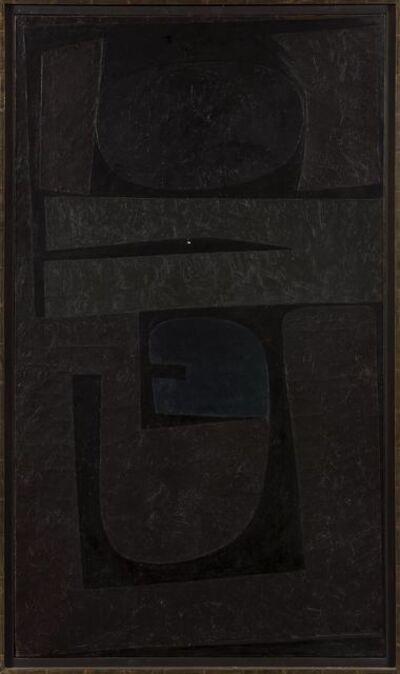 Will Barnet, 'Dark Image', 1960