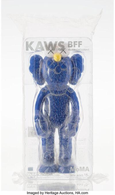 KAWS, 'BFF Companion (MoMa)', 2017