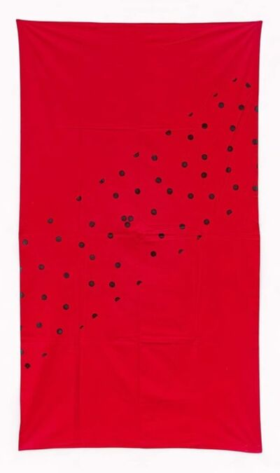 Noel Dolla, 'Toile Libre', 1969