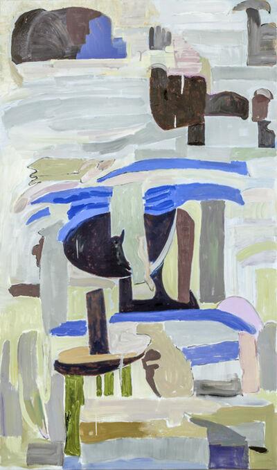 Lois Dickson, 'Vertical I', 2017