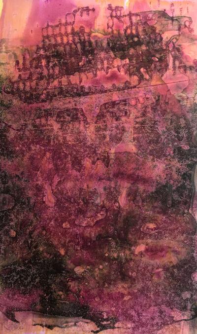 Jeffrey Kurland, 'Atmosphere - Dark Violet', 2018