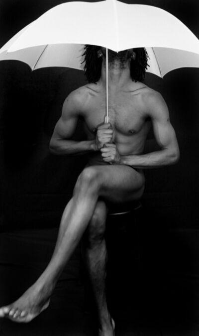 Rotimi Fani-Kayode, 'Umbrella', 1987/2020
