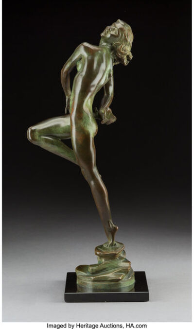 Harriet Whitney Frishmuth, 'Laughing Waters', 1929