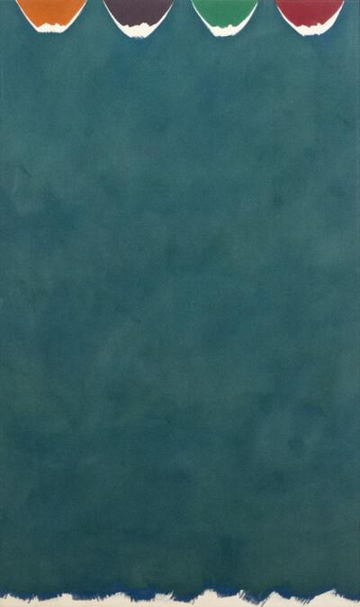 Milly Ristvedt, 'Monet Plane', 1971