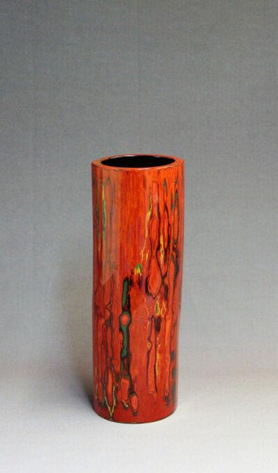 Fujinuma Noboru, 'Lacquered Bamboo Cylinder-Dawn', 2010
