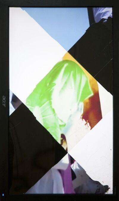 Emmanuel Van der Auwera, 'Video Sculpture III (Phillipines)', 2015