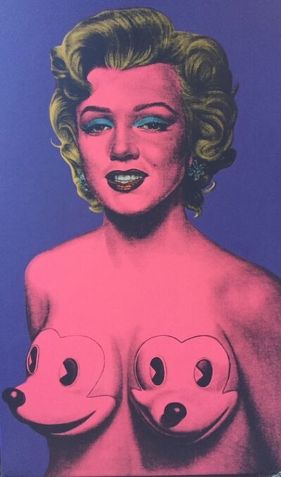 Ron English, 'Super Pink Marilyn', 2006