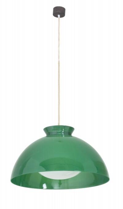 Achille and Pier Giacomo Castiglioni, 'A SUSPENSION LAMP '4005' for KARTELL', 1959