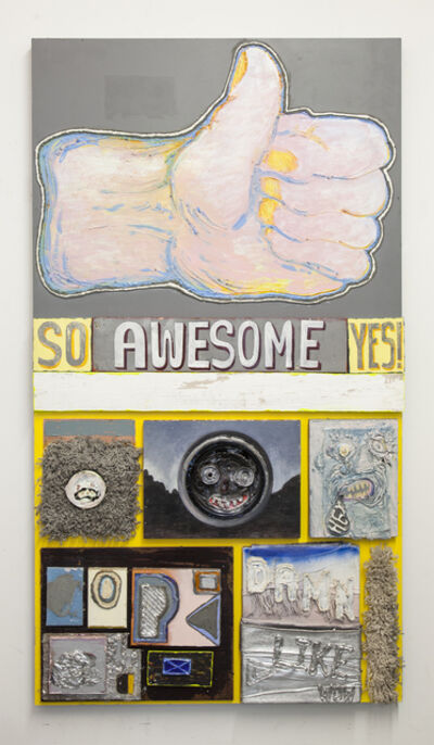 Nic Rad, 'So Awesome Yes', 2015