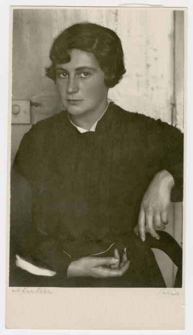 André Kertész, 'Portrait of a Young Woman', ca. 1927