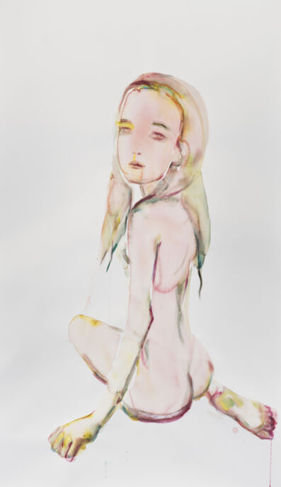 Kim McCarty, 'Pink Girl Twisted', 2012