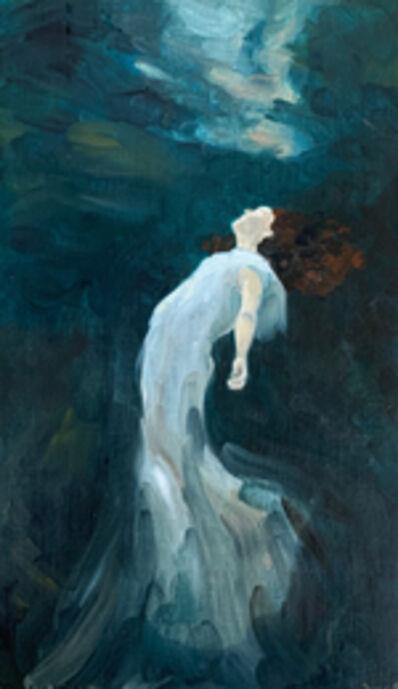 Swan Scalabre, 'Eau Sombre n°3', 2021
