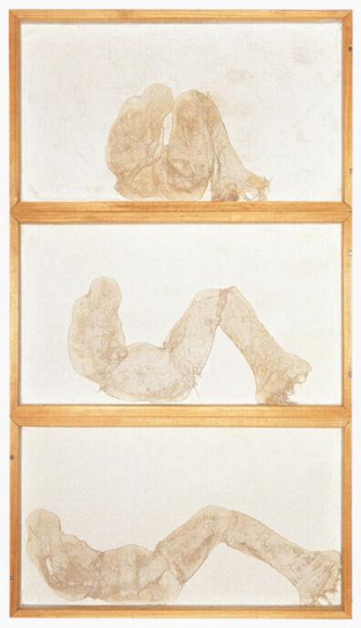 Jürgen Brodwolf, 'Figuren-Entfaltung (Bewegungsablauf)', 1981