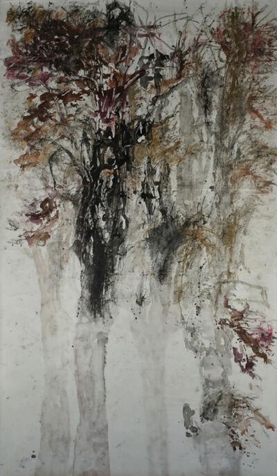Mei-Hui Lee, 'Verbena Hybrida', 2012