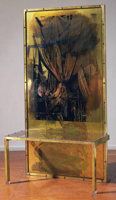 Robert Rauschenberg, 'Borealis Shares II', 1990