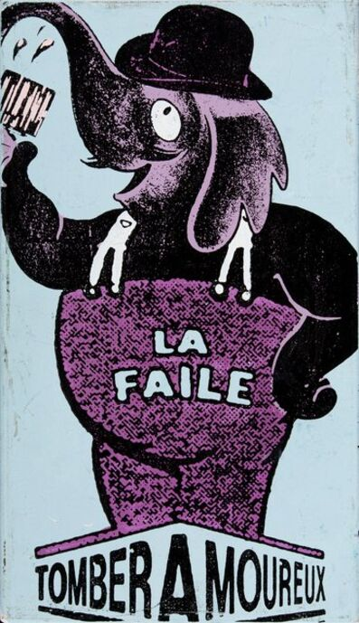 FAILE, 'Untitled from Bedtime Stories', 2010
