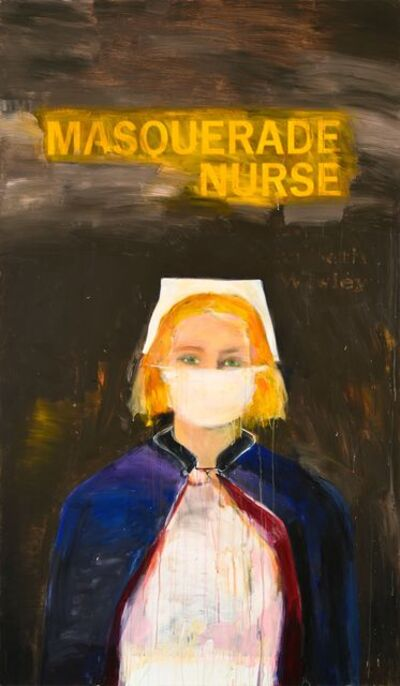 Richard Prince, 'Masquarade Nurse', 2004