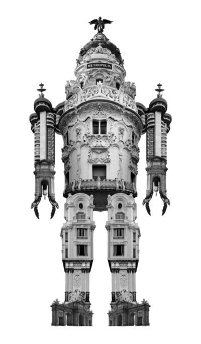 Joel Kuntz, 'MADRID', 2015