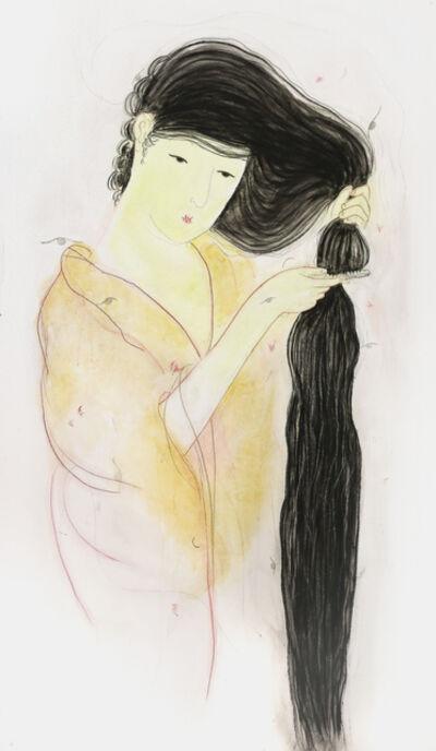 Lia Menna Barreto, 'Yoki', 2017