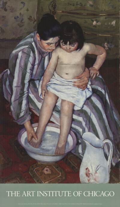 Mary Cassatt, 'The Bath', ca. 1987