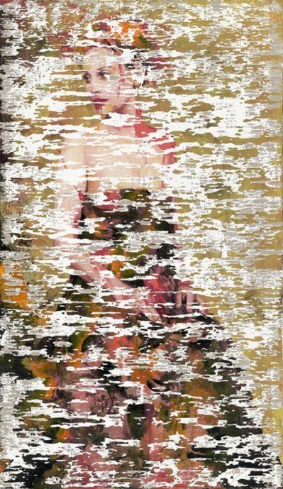 Lita Cabellut, 'La Illusion del lago', 2020